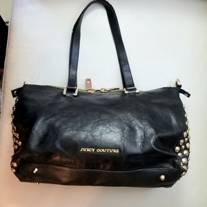 Gorgeous EUC Juicy couture large shoulder bag!